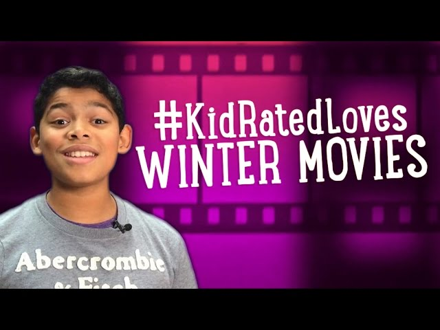 #KidRatedLoves Winter Movies 2014