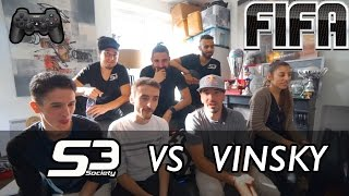 Video FIFA CHALLENGE S3 vs Vinsky ! @S3society MP3, 3GP, MP4, WEBM, AVI, FLV Juni 2017