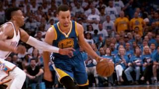 Best of Playoffs Phantom: Warriors vs Thunder Game 3 by NBA