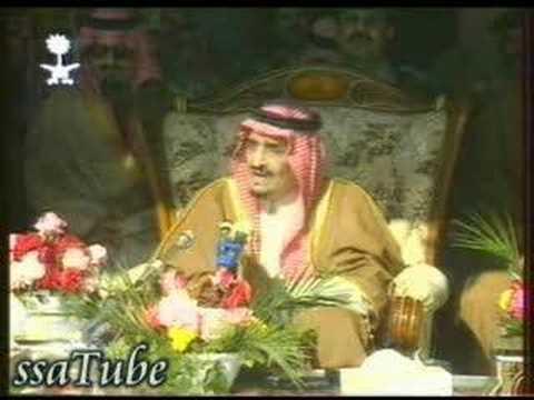 كلمة الملك فهد أمام قوات التحالف والإجابة على اسئلتهم – 13