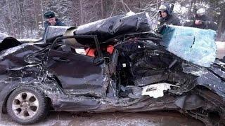 Подборка Аварий и ДТП #66 Car Crash Compilation