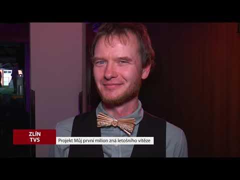 TVS: Zlínský kraj - Můj první milion