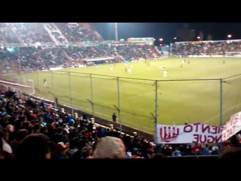 Hinchada Tatengue vs Newell's! - La Barra de la Bomba - Unión de Santa Fe