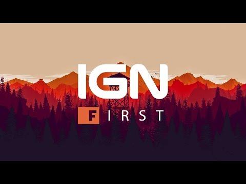 Firewatch'un ilk oynanış videosu yayınlandı