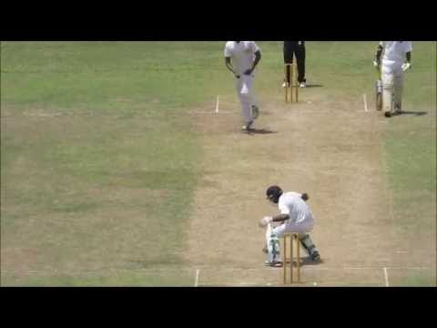 Nuwan Kulasekara yorker breaks the stumps