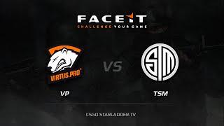 VP vs TSM, game 1
