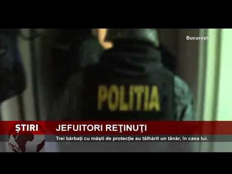 Tâlharii care s-at prezentat drept persoane oficiale, reținuți de polițiști