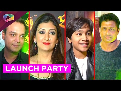 Colors Tv show Shani's launch party and screening