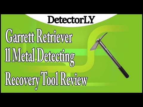 Garrett Retriever ll Metal Detecting Recovery Tool Review