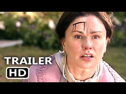 ALIAS GRACE Official Trailer (2017) Anna Paquin, Sarah Gadon Netflix TV Series HD