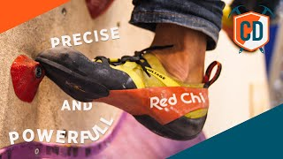 Red Chili Voltage Lace: Precise As A Laser Guided Missile   Climbing Daily Ep.1615 by EpicTV Climbing Daily