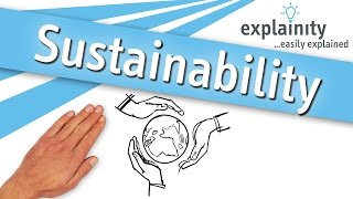 Sustainability explained 4m1s