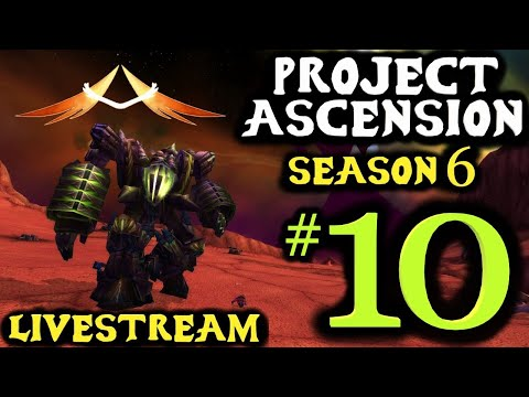 Project Ascension (Season 6) - Nightmare & Ironman Challenge! Stream #10