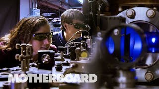 Inside The Most Precise Atomic Clock in the World