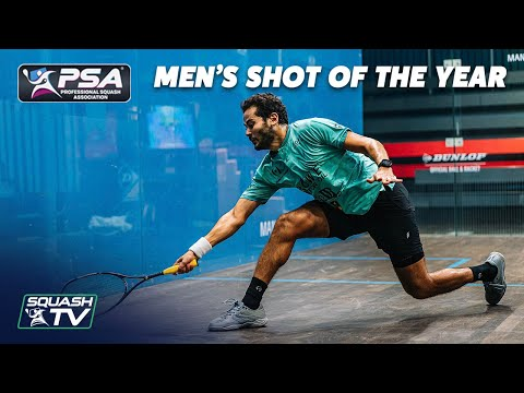 Squash: Men's Shot of the Year - 2020 Contenders