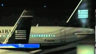 В США 70 человек не могли покинуть самолет из-за больн...