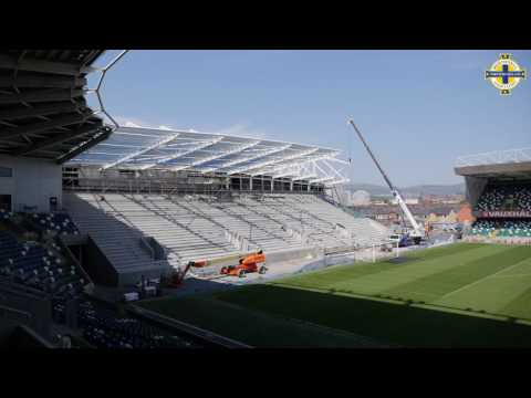 National Stadium at Windsor Park Redevelopment Week 104