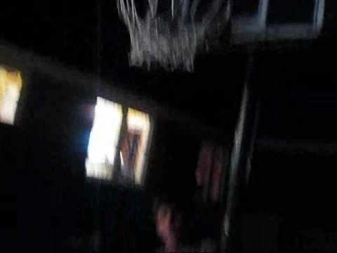 ROBERT JAMES ripstick/basketball