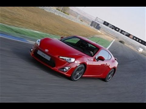 Toyota GT86, Toyota FT-86, Scion FRS video review