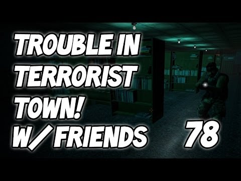 78 - We play a SUPER spoopy TTT map and I become a little old librarian lady....with DEADLY secrets! Enjoy ;D This is part 78, watch part 77 here - http://youtu.b...
