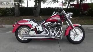 4. 2005 Harley Davidson CVO Fat Boy for sale in New Port Richey FL
