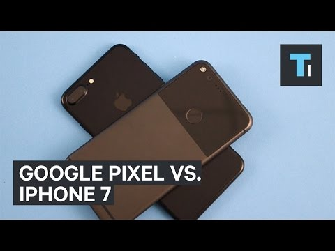 5 Ways Google's Pixel Trumps The iPhone