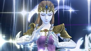 What makes Zelda bad in SSB4? Check out why here on Tiers of Joy!