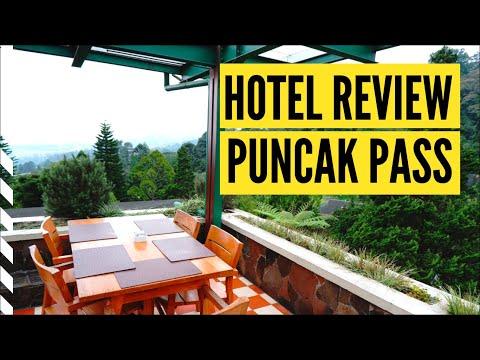 Puncak Pass Resort HOTEL REVIEW & ROOM TOUR