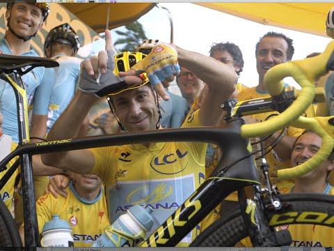 Congratulations Nibali