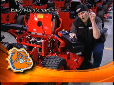"Bad Boy Mowers ""Why Bad Boy Mowers are better"" Commercial"
