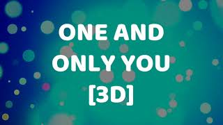 [3D AUDIO] GOT7 - One and Only You (Feat Hyolyn) | Full Song | DL in description (use headphones)