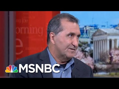 Pete Souza: President Donald Trump Disrespects Office Of Presidency | Morning Joe | MSNBC