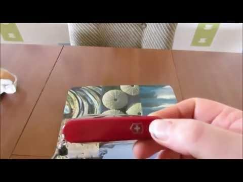 the victorinox tinker great edc pocket knife