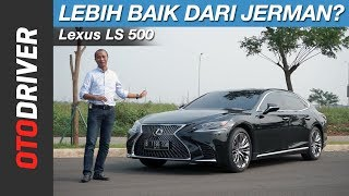 Video Lexus LS 500 2018 Review Indonesia | OtoDriver MP3, 3GP, MP4, WEBM, AVI, FLV Oktober 2018