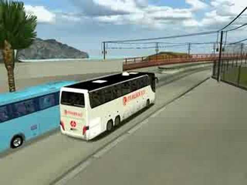 Related Pictures 18 wheels haulin mod bus mexico autobus mp 120 futura ...