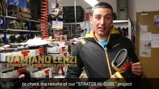 Высокотехнологичные ботинки для горнолыжных соревнований La Sportiva Stratos Hi-Cube
