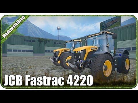 JCB Fastrac 4220 v2.1