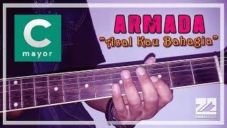 ARMADA - Asal Kau Bahagia | Instrumen Melodi Tutorial
