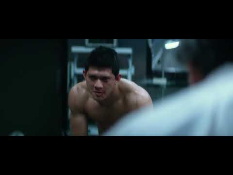 Mile 22 -Iko Uwais Fight Scene-Mark Wahlberg Badass Meeting Scene