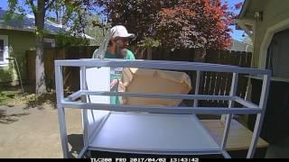 Food Computer V2.0 Kit - Panel/Frame Riveting