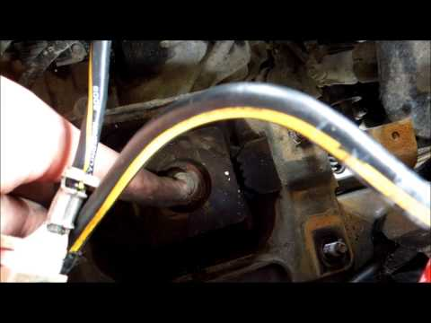 how to change a transmission mount in a mazda 3 (видео)