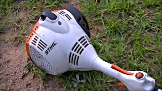 5. STIHL FS 56 RC Weed Trimmer (Heavy Use Review)