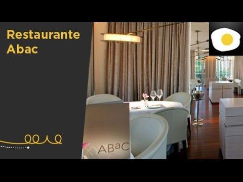 Canal Cocina: Restaurante Abac de Jordi Cruz