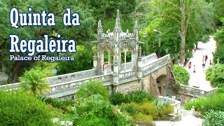Sintra Portugal  City pictures : Quinta da Regaleira - Palácio da Regaleira Sintra - Portugal Travel Tour