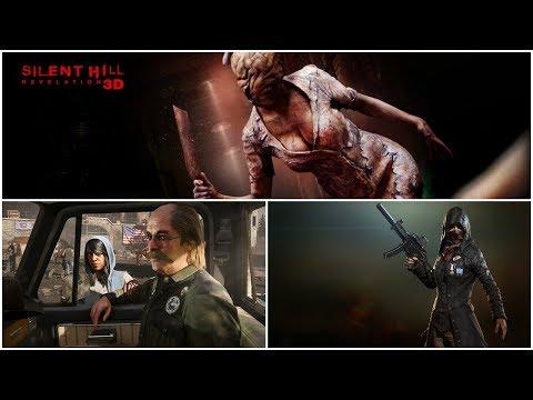 Silent Hill может вернуться   Игровые новости