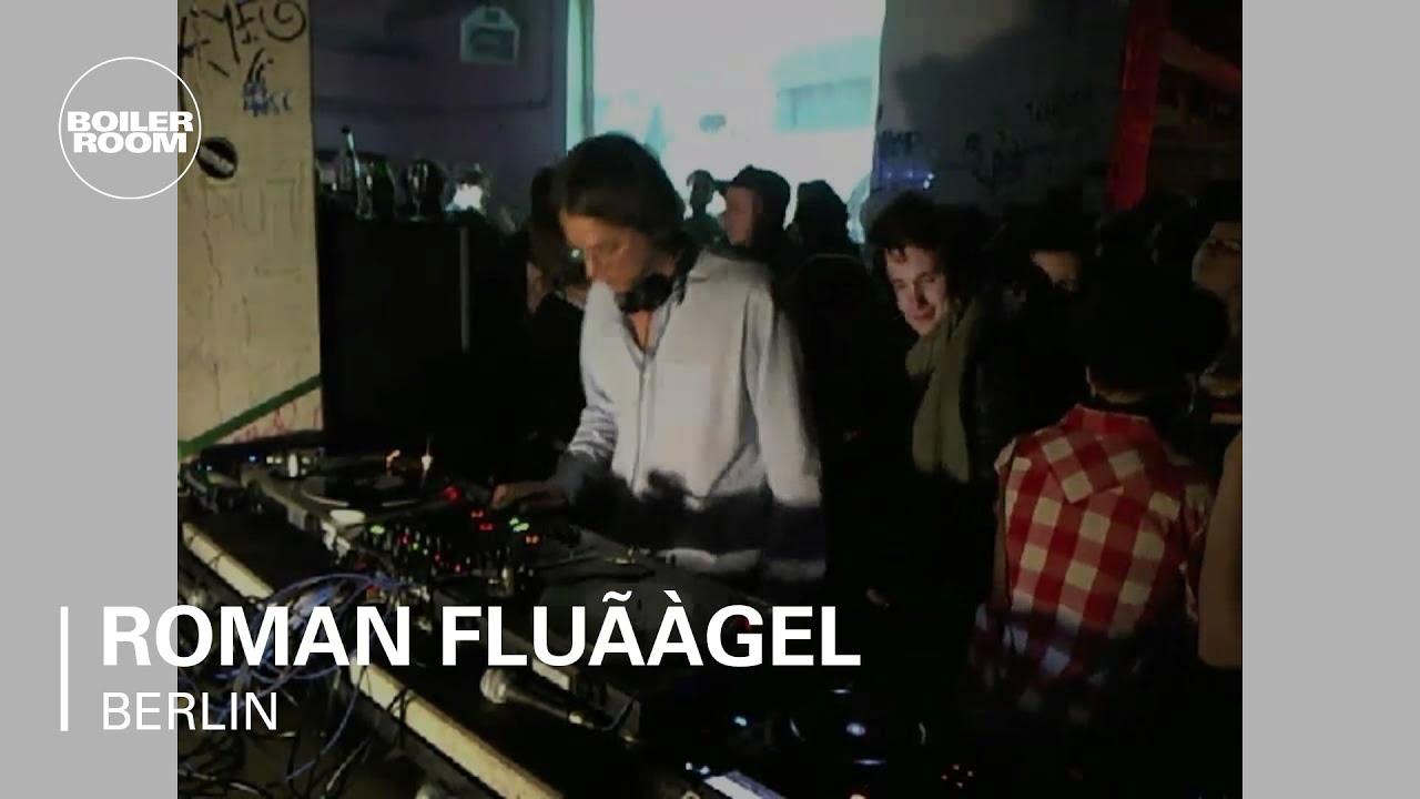 Roman Fluegel - Live @ Boiler Room Berlin 2012