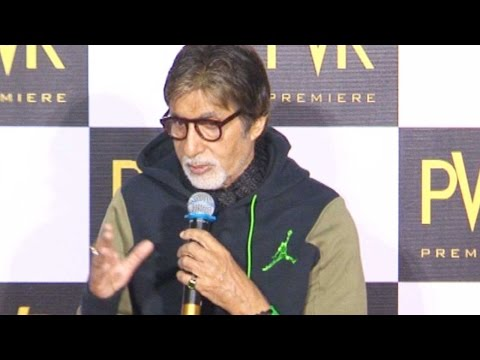 Amitabh Bachchan Reveals On The Shocking Climax Of
