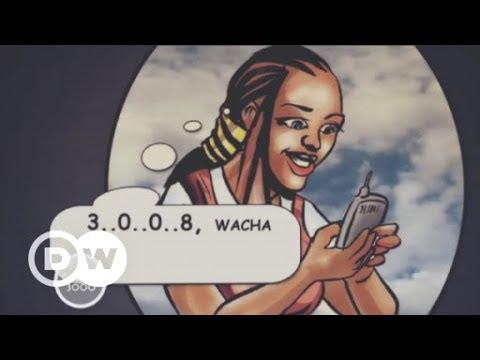 Kenia: Ein Comic verändert eine ganze Generation |  ...