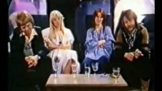 ABBA RARE INTERVIEW AUSTRALIA 77