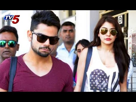 AnushkaVirat Kohli Love Affair  jokes go viral on Twitter  TV5 News